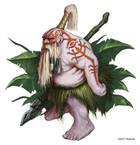 Albino Dwarf
