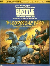 Aventura - Bloodstone Pass (capa)