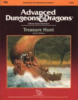 Aventura - Treasure Hunt (capa)