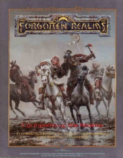 Cyclopedia of the Realms (capa)
