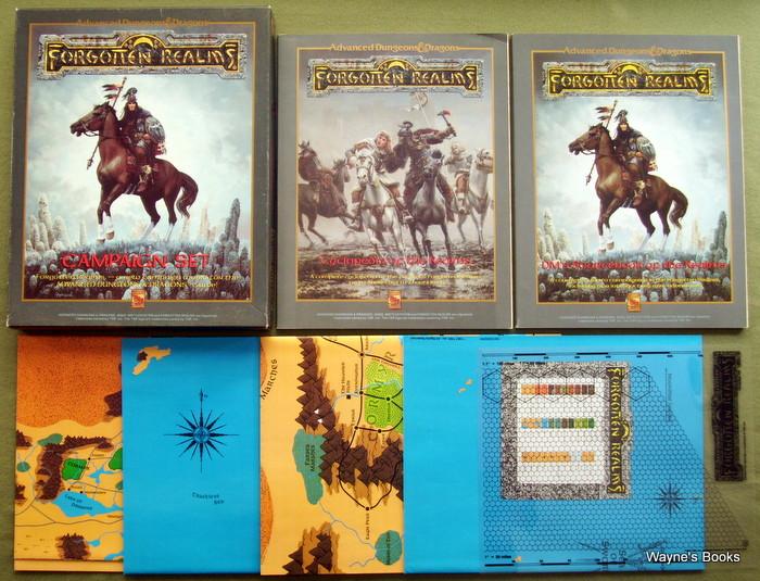 Forgotten Realms Campaign Set (foto) - Wayne's Books