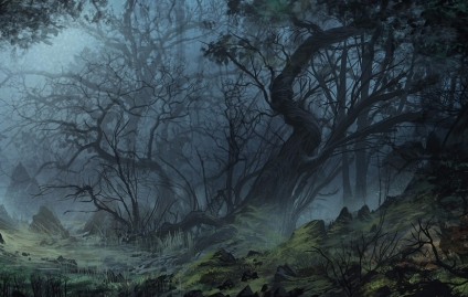 Haunted Forest - Rene Aigner