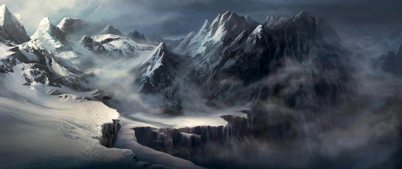Ice Mountains - desconhecido