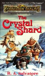 The Crystal Shard (capa)