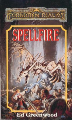 Romance - Spellfire_original (capa)