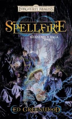 Romance - Spellfire_reimpressão (capa)