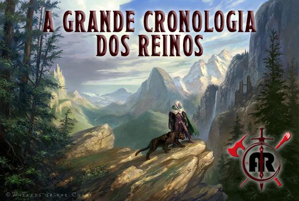 A Grande Cronologia dos Reinos_divulgação