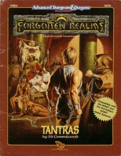 Aventura - Tantras (capa)